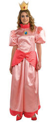 View Item Mario Princess Peach Costume