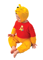 View Item Kids Disney Winnie The Pooh Fancy Dress Costume
