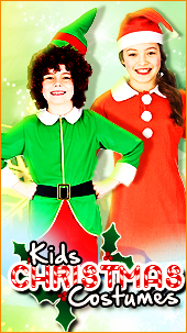 Kids Christmas Costumes