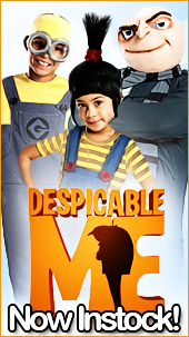 Despicable Me Costumes
