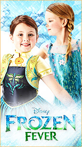 Frozen Fever Costumes