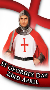St George's Day Costumes