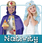 Nativity Fancy Dress Costumes