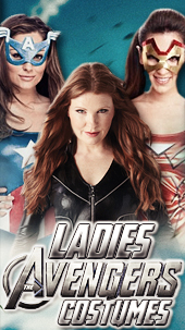 Ladies Superhero Costumes
