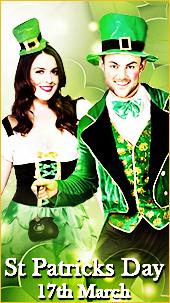 St Patricks Day Costumes