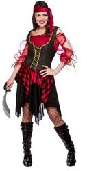 View Item Swashbuckler Pirate Costume