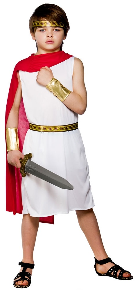 Greek God Halloween Costume