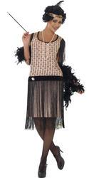 View Item Ladies 1920s Coco Flapper Costume