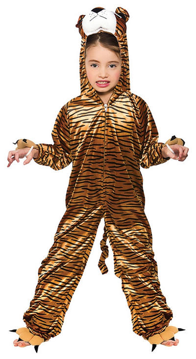 Kid's Tiger Costume