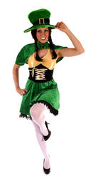 View Item Sexy Leprechaun St Patrick's Day Costume