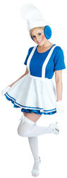 View Item Blue Gnomette Costume