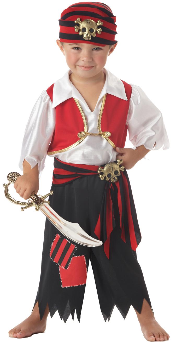 Как создать костюм пирата 18