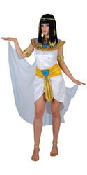 Ladies' Sexy Cleopatra Egyptian Fancy Dress Costume