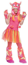 View Item Girls Wild Child Costume