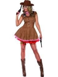 View Item Fever Sexy Wild West Cowgirl Costume