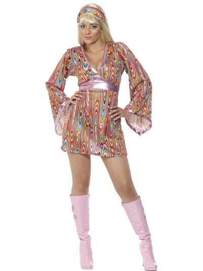 Hippie Hottie 60s Costume