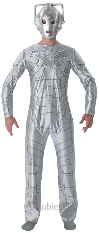 Mens Cyberman Costume