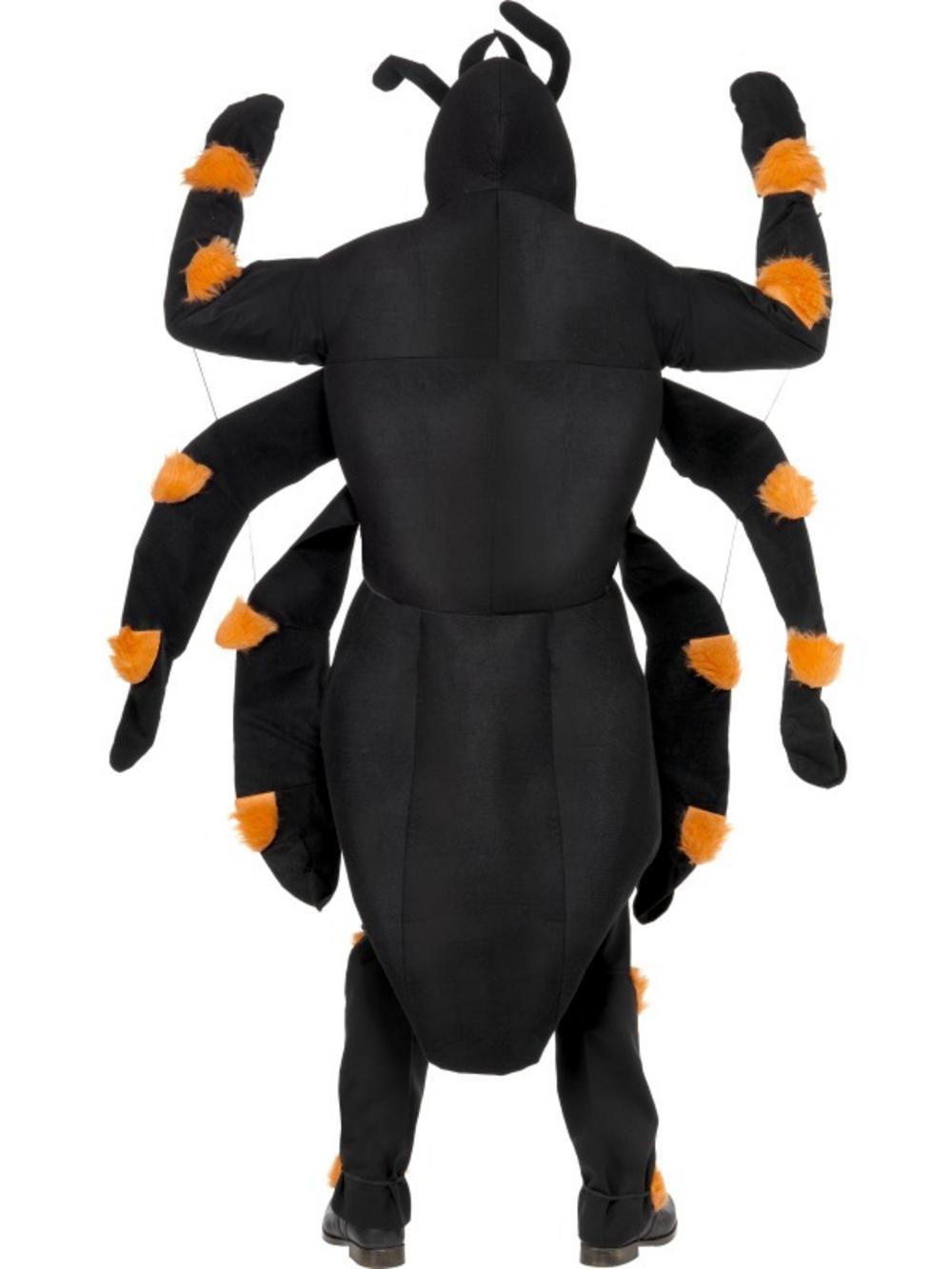 Костюм паука для детей своими руками. Карнавальные костюмы 23