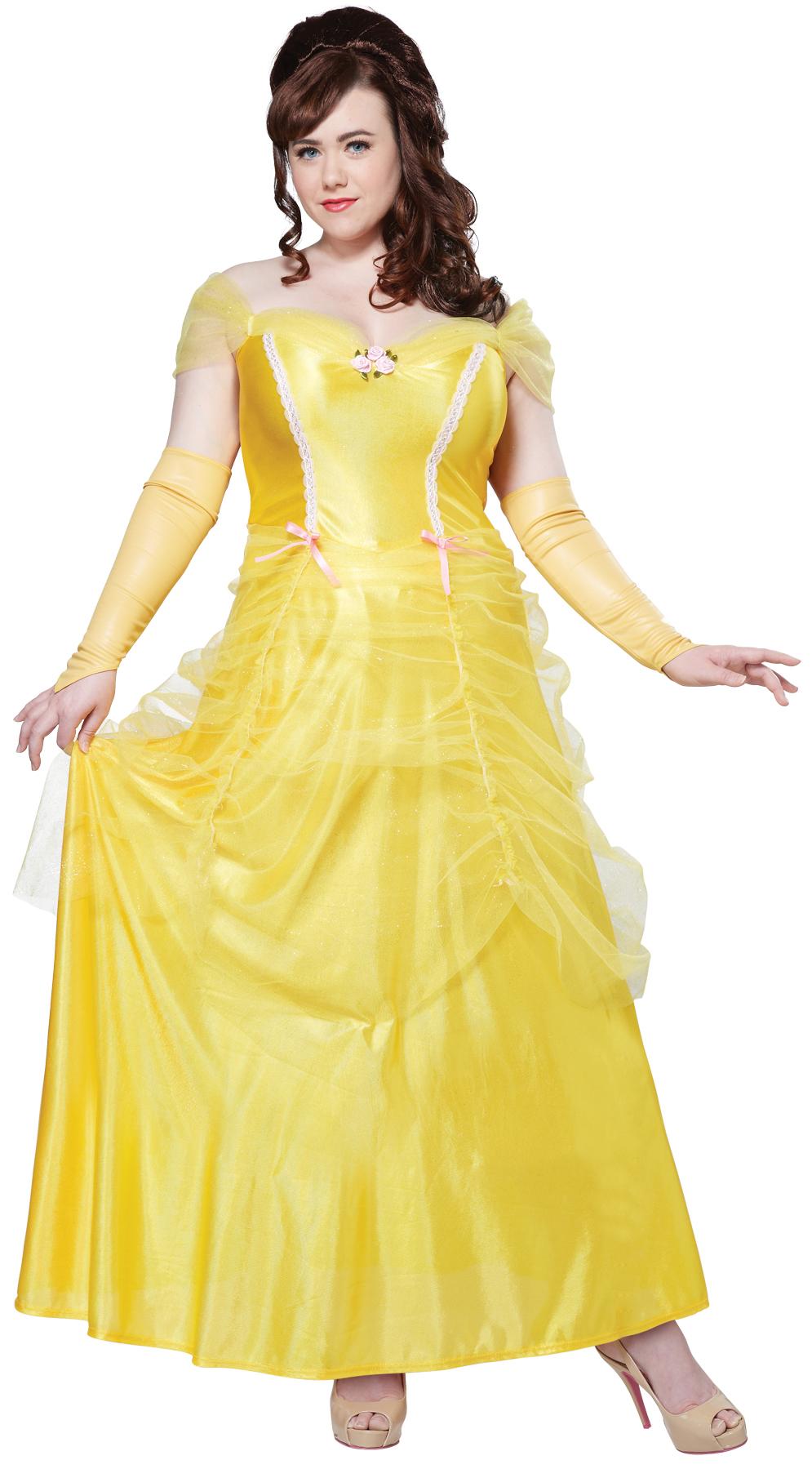 princess belle costume for women wwwimgkidcom the