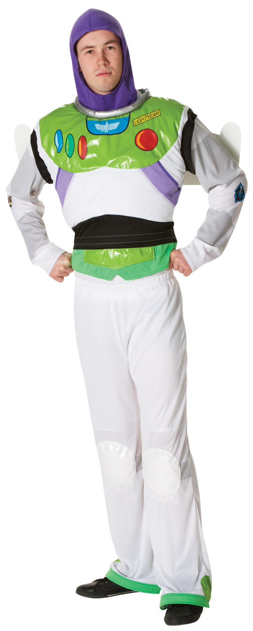 Disney Toy Story Adult Fancy Dress Movie Characters Mens