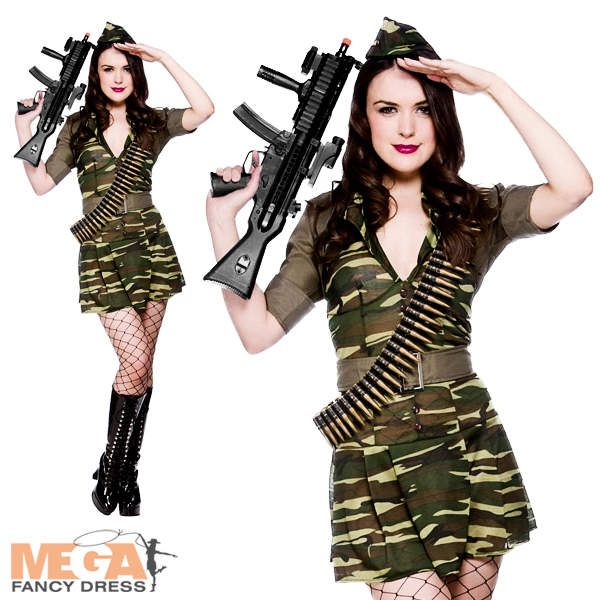 Related Pictures army fancy dress for women ideas list