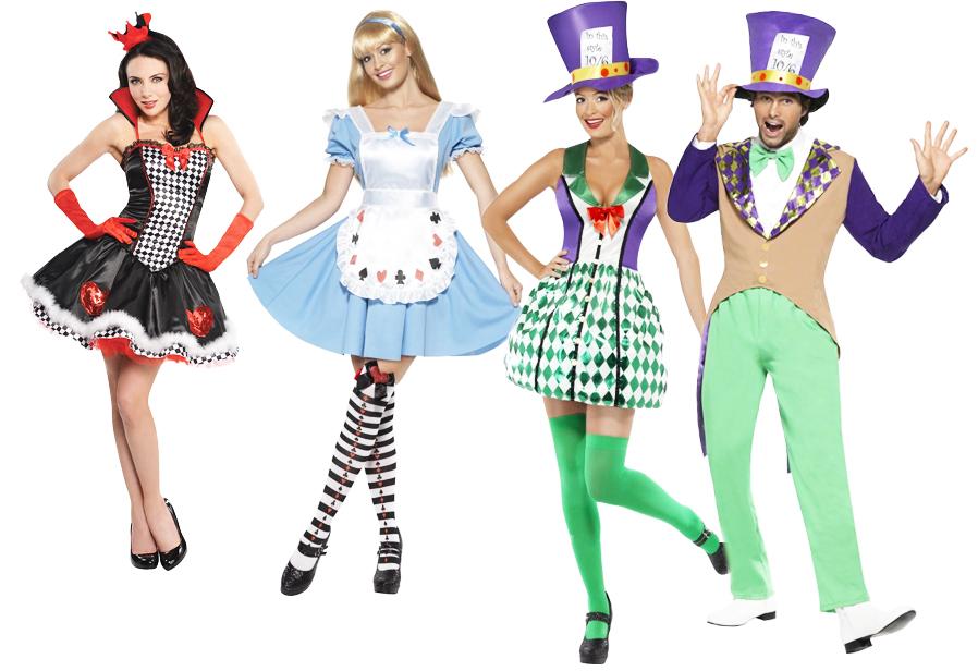 Costumes de personnage de livre adulte