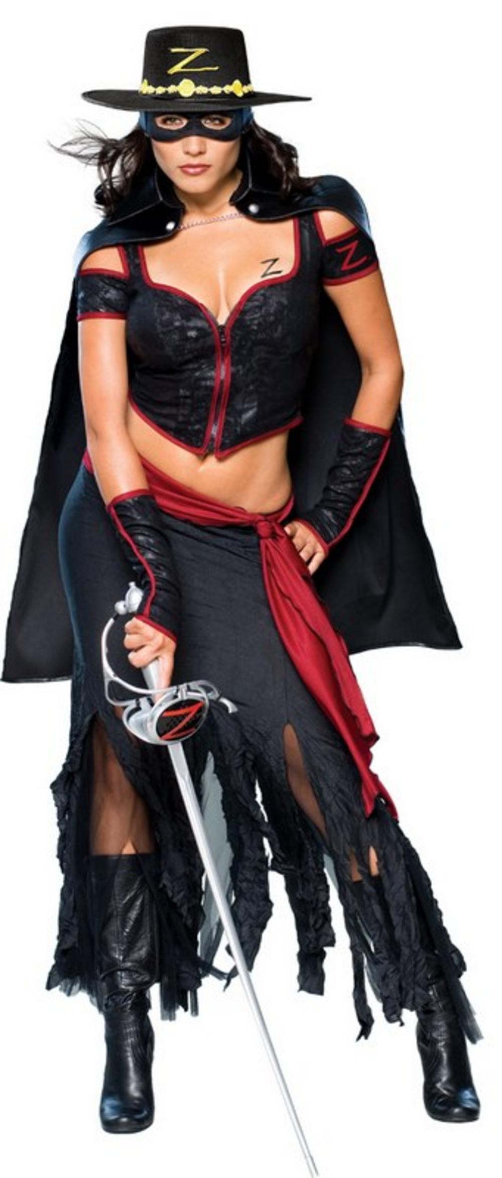 El Zorro Halloween Costumes