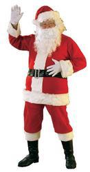 View Item Santa Claus Costume