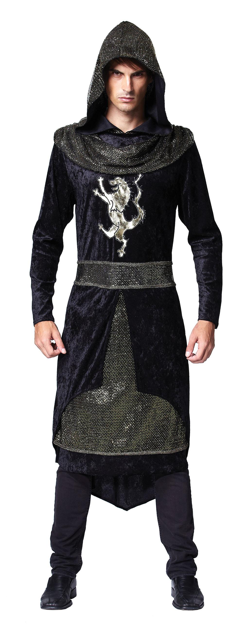 King Costume Medieval or Renaissance Prince Adult