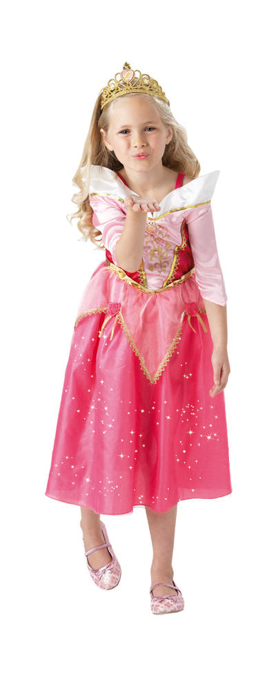 View Item Girl's Disney Princess Sleeping Beauty Sparkle Costume