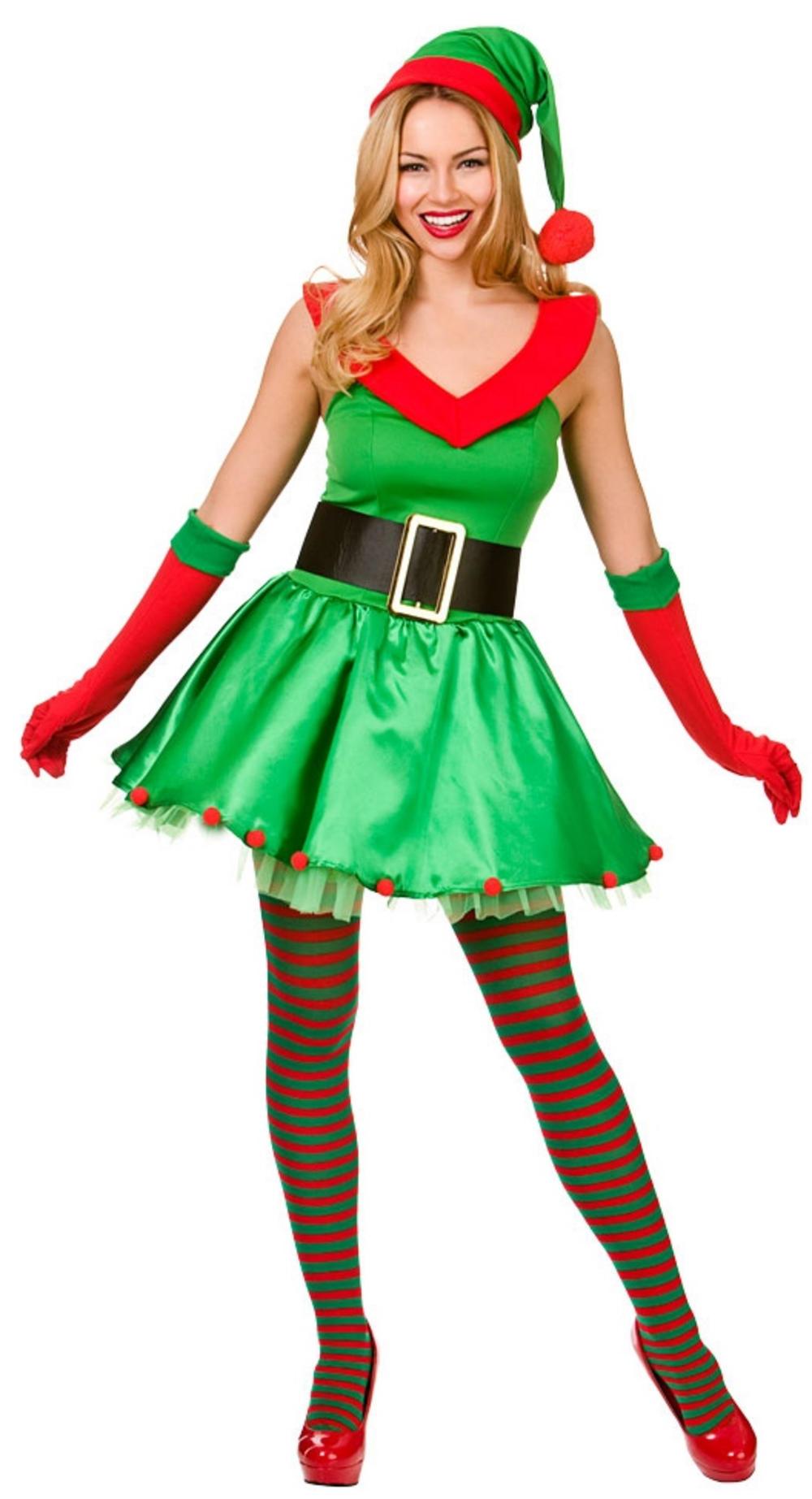 Santas Little Helper Costume
