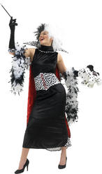View Item Disney Cruella Deville Costume