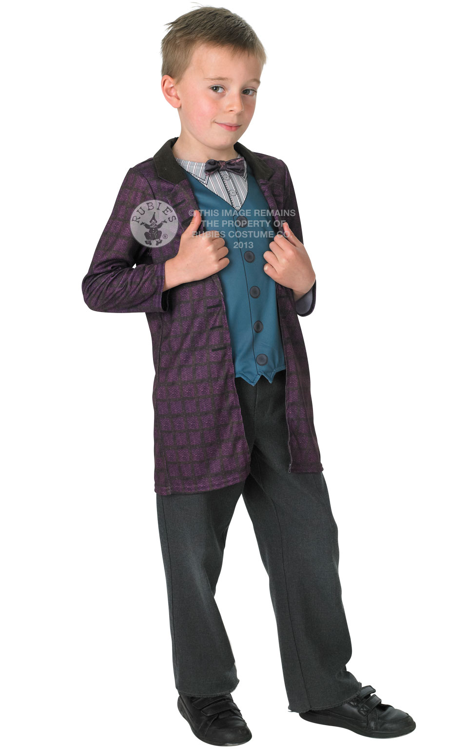 Dr Who 11th Doctor Boys Fancy Dress Matt Smith Kids Childrens Costume Outfit New | EBay