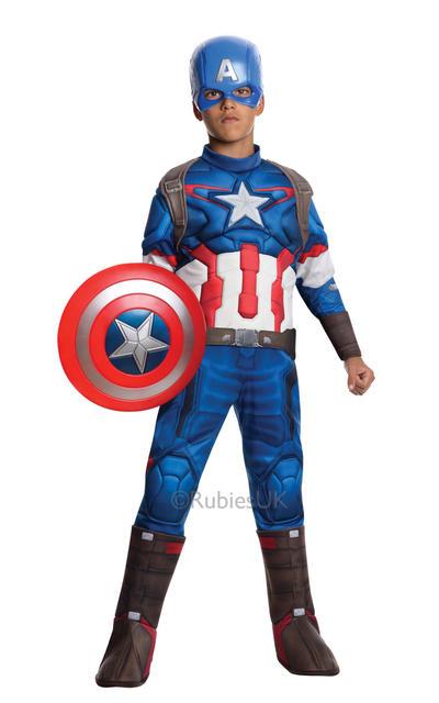 Captain America: Age of Ultron Costume