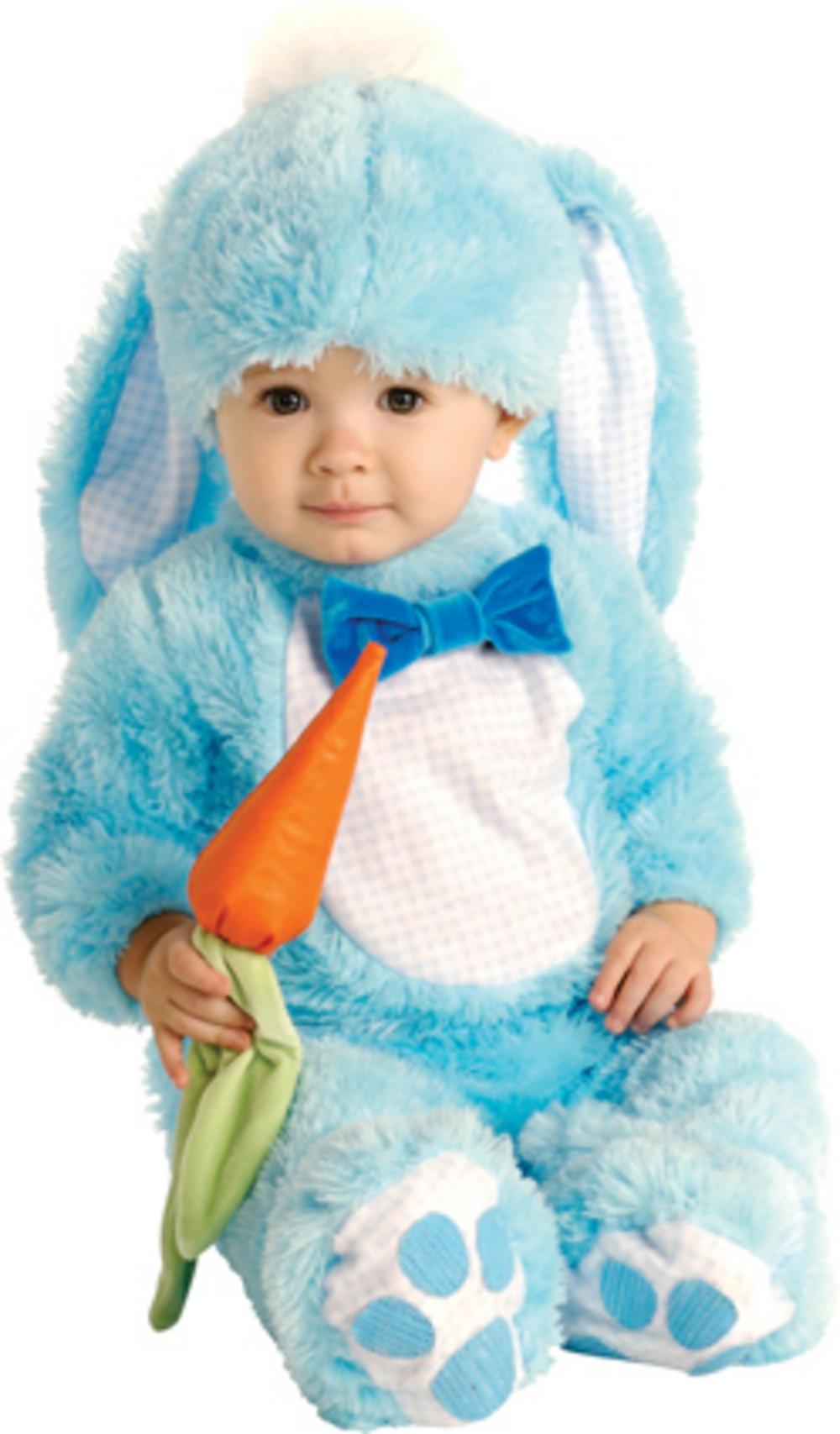 Babies Blue Handsome Rabbit Easter Costume Storybook