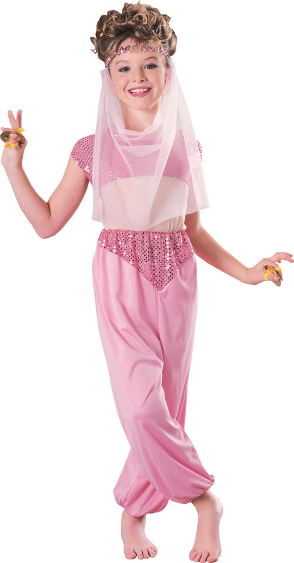 costumes Naked harem