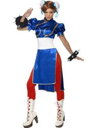 View Item Street Fighter Chun Li Costume