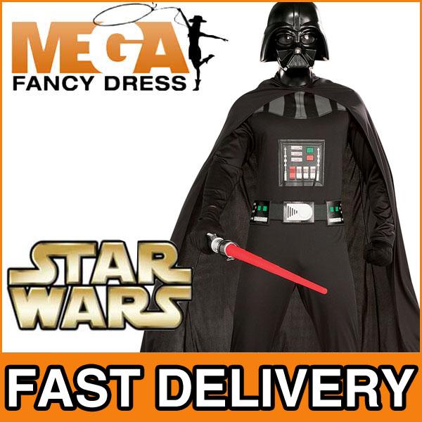 STAR-WARS-Darth-Vader-Fancy-Dress-Costume-Adult-Mens