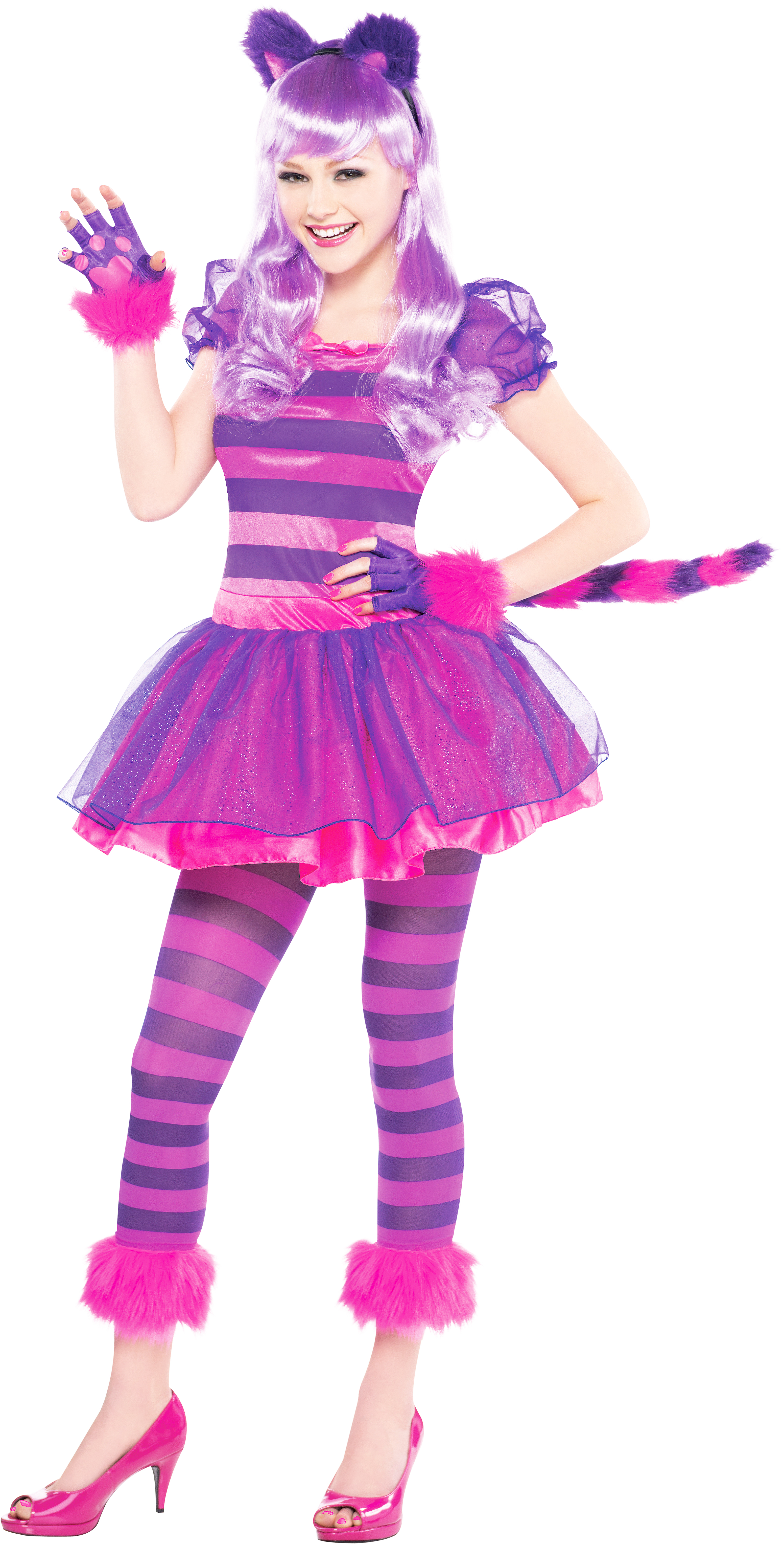 Cheshire Cat Costume Uk