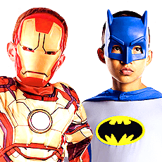 Boys Super Hero Costumes