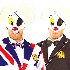 Dangermouse Costumes