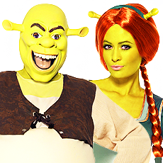 Shrek Costumes