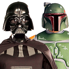 Star Wars Fancy Dress Costumes