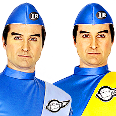 Thunderbirds Costumes