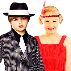 1920s and Gangster Costumes