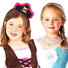 Girls Fancy Dress Costumes