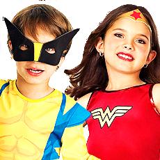 Superhero & Villain Costumes