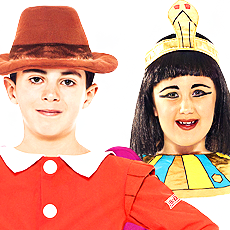 Horrible Histories Costumes