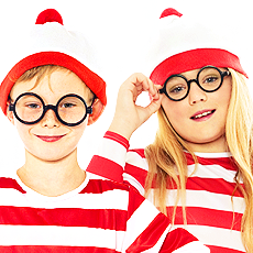 Where's Wally Costumes