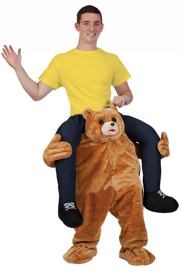 Pudsey Bear Costume Kids